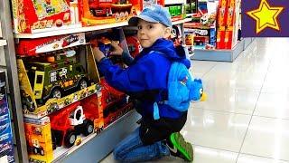 Машинки игрушки для мальчиков Шоппинг Купили Новые Машинки Siku Toys for boys