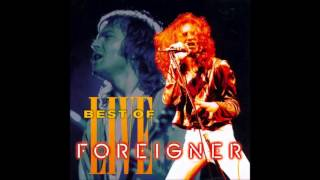 06. Foreigner - Fool for you anyway [Classic Hits Live 1993]