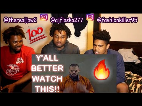 *A PRODIGY!!*Joyner Lucas & Chris Brown - I Don't Die (REACTION!!)