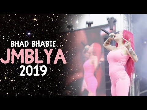 "BHAD BHABIE - Live in Texas at JMBLYA performing ""Bestie"" | Danielle Bregoli"