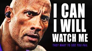 Best Motivation EVER | I CAN, I WILL, WATCH ME | Motivational Speech