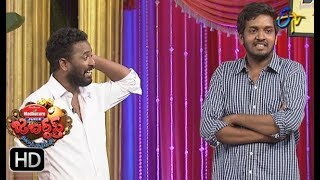 Kiraak RP Performance | Jabardasth |  19th July 2018 | ETV  Telugu