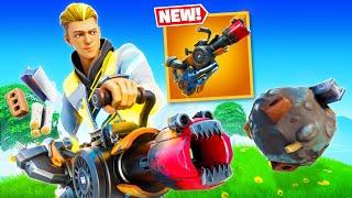 *NEW* Recycler Gun! (Fortnite Update)