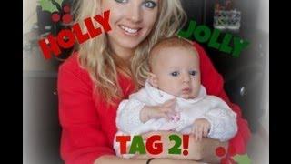 ♡ Holly Jolly TAG 2 ♡