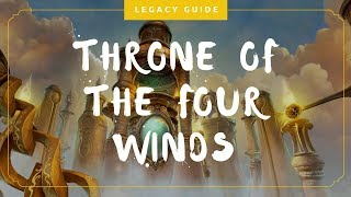 Throne of the Four Winds Legacy Guide | WoW BFA
