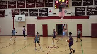 Granite State Games 2018 Boys Basketball South vs Lakes