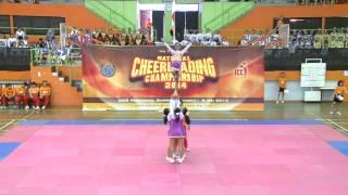 SIXERS (SMAN 6 Jakarta) - CHAMPION - Group Stunt All-Female