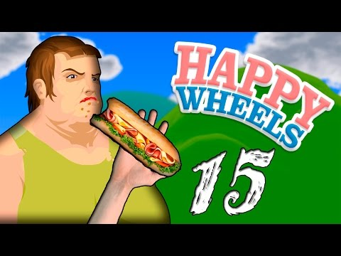 Happy Wheels |  #15 | CZ&SK | - Best video z Happy Wheelsu ?!