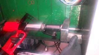 Norbar Pneutorque PTM 52-800-B en Apriete Moldes de Inyeccion