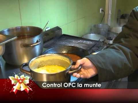 Control OPC la munte