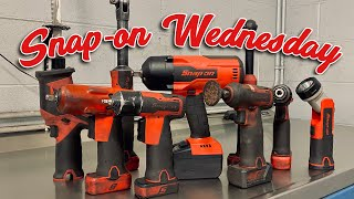 SNAP-ON WEDNESDAY
