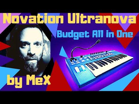 Novation Ultranova Demo by MeX
