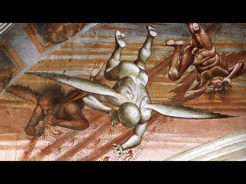 Waren de gevallen engelen van de bijbel buitenaardse astronauten van Mars?