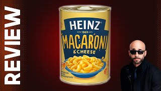 Canned MAC & CHEESE, yes that's a thing!
