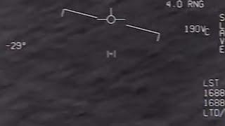 스티븐 호킹 예언 현실로?…美전투기에 UFO 포착 / 연합뉴스TV (YonhapnewsTV)