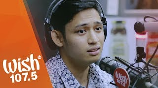 Michael Pangilinan performs 'Tayo Na Lang' LIVE on Wish 107.5 Bus