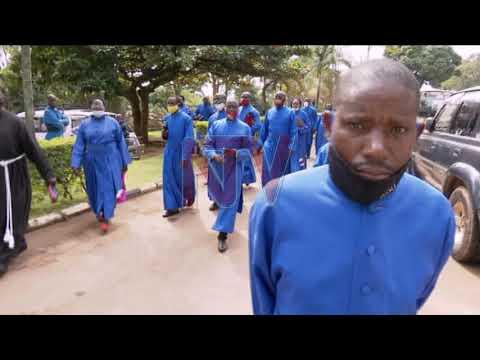 Police blocks reverend's demonstration over Ndeeba church demolition