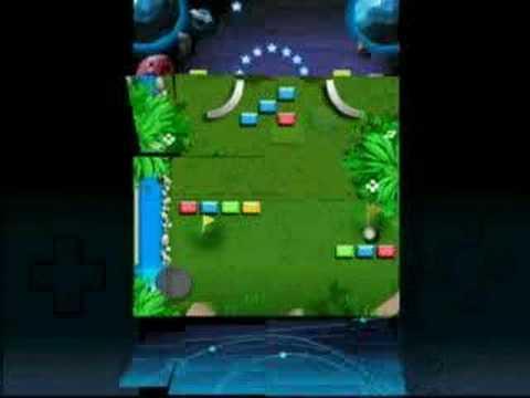 Nervous Brickdown Nintendo DS