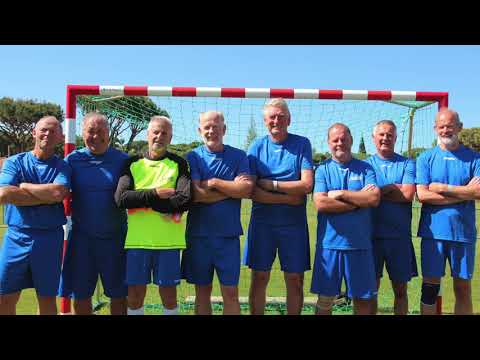 Algarve Walking Football Cup May '18