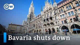 Coronavirus in Germany: Bavaria on lockdown, is Berlin next? | DW News