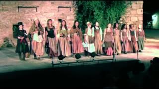 Mesdames de la Halle au Festival de Bruniquel