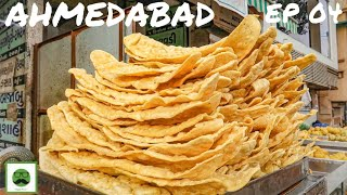 Old Ahmedabad Street Food Tour with Veggiepaaji | Walled City, Raipur Gate & More | EP 04