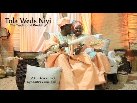 Nigerian Wedding: Tola and Niyi: The Traditional Wedding