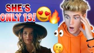 WOW SHE IS SO GOOD! ANNIE LEBLANC - SOMEBODY'S HEART **REACTION** (OFFICIAL MUSIC VIDEO) NO AUTOTUNE