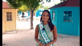 Alexandra Atalita Miss Earth Curaçao 2018 Eco Video