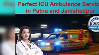 Get Unique Medical Technology by Medivic Ambulance Service in Patna