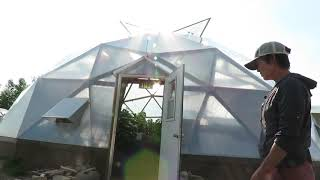 Cloud City Farm Growing the Impossible at 10,000 Feet