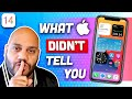 Secret iOS 14 Features: What Apple DIDN'T Tell You!