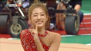 【TVPP】Yein(Lovelyz) - Rhythmic Gymnastics ribbon, 예인(러블리즈) – 리듬체조 리본 @2017 Idol Star Championship
