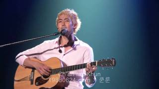 Никкун (2PM), Nichkhun - More than words