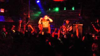 01 88 Fingers Louie - Punk Rock Rulebook - Live 2016 3-31 @ The Backbooth, Orlando, FL