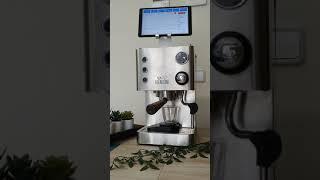 Coffee shot using Flow profiles | Flow profiling