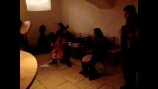 Video Marta a Rasputin Band . Galerie draka . MOV02737