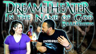 DREAM THEATER In The Name Of God Reaction!!!
