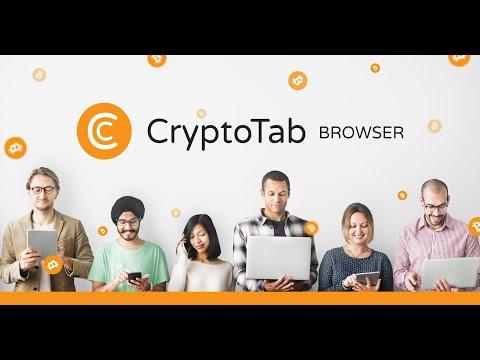 установить CryptoTab Браузер, и зарабатывайте больше биткойнов.