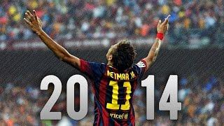 Neymar Skills & Goals 2013 - 14 HD