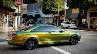 Crazy & WTF Cars of LA Mega Compilation 2