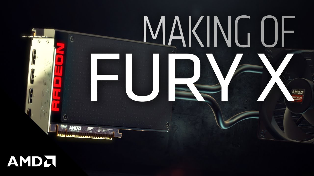 AMD's New Fury Graphics Cards: Tiny But Powerful