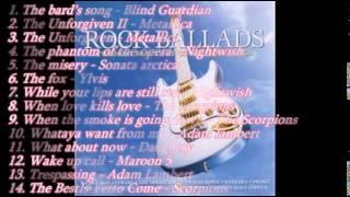 Tuyển tập những bài Rock Ballad hay nhất (Phần 1)