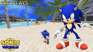 Fan Plays: Sonic World Release 8 - Emerald Coast
