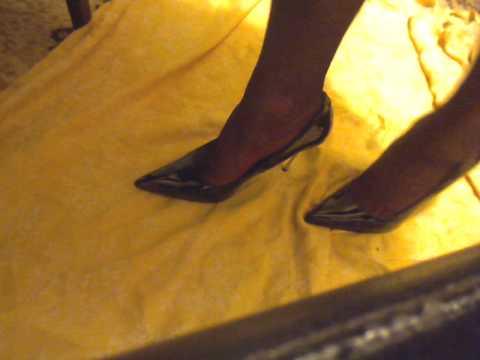High Heels Lack pumps Even & Odd