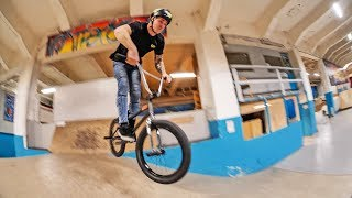 NEW TRICKS IN PERFECT BMX SESSION!
