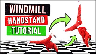 BEST WINDMILL AIRFLARE / 2000 / HANDSTAND TUTORIAL (2019) - BY SAMBO - HOW TO BREAKDANCE