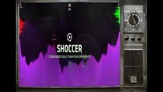 How to win in shoccer (ShellShock).
