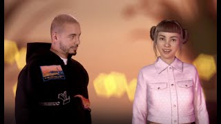 Miquela Interviews J Balvin | Coachella 2019