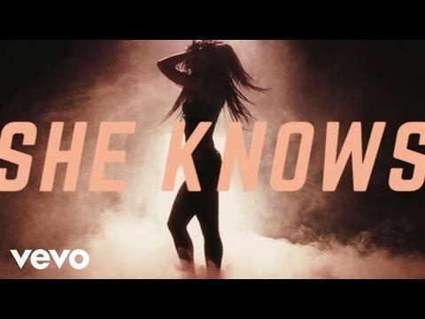 She Knows (Lyric Video) [Feat. Juicy J]